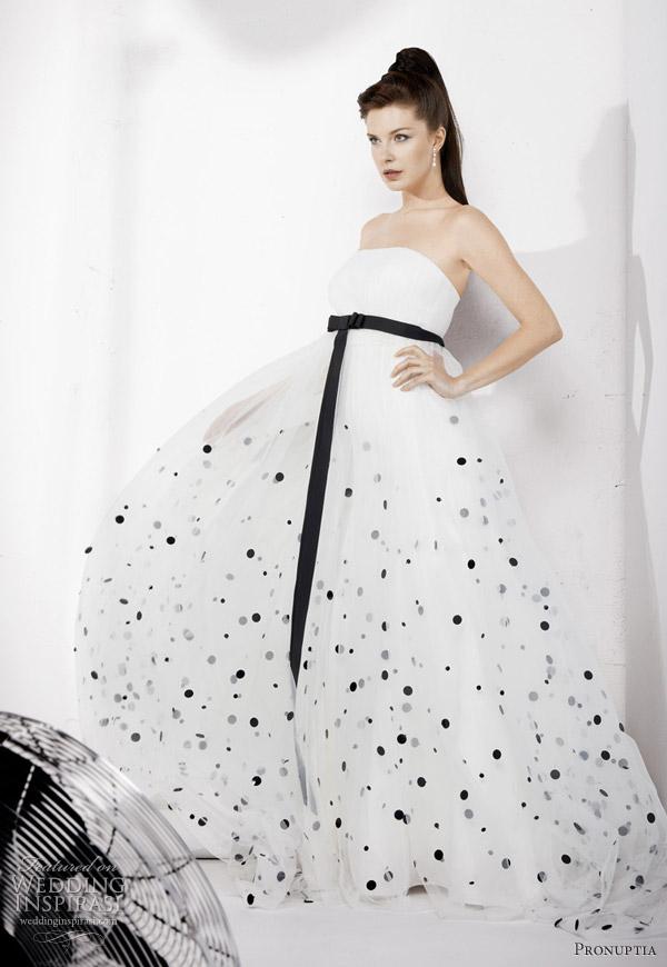 pronuptia studio wedding dress 2012 - flash