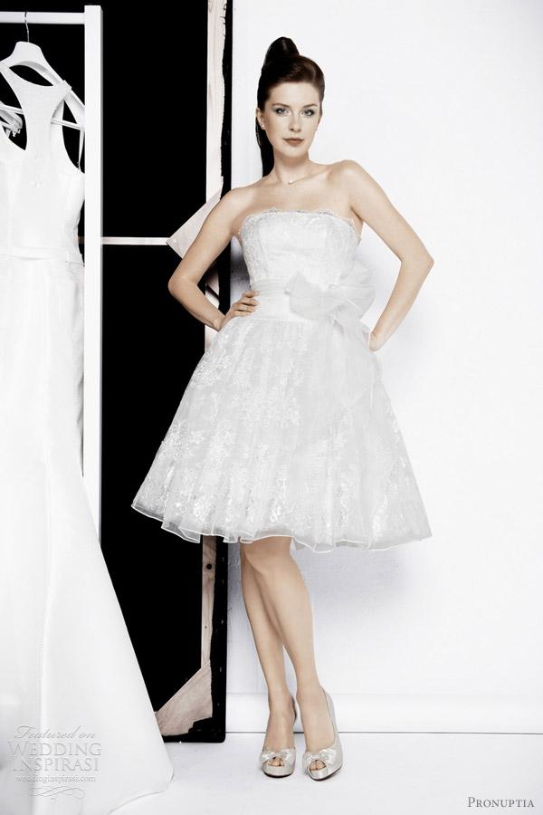 pronuptia wedding gowns 2012 - zoom
