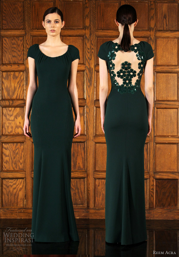 reem acra pre fall 2012 collection