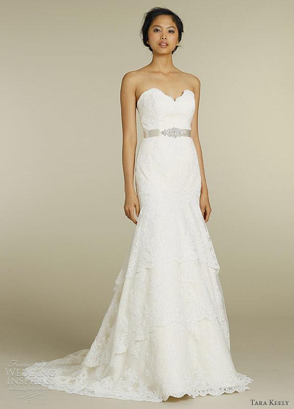 tara keely wedding dresses spring 2012 wedding inspirasi With tara keely wedding dresses