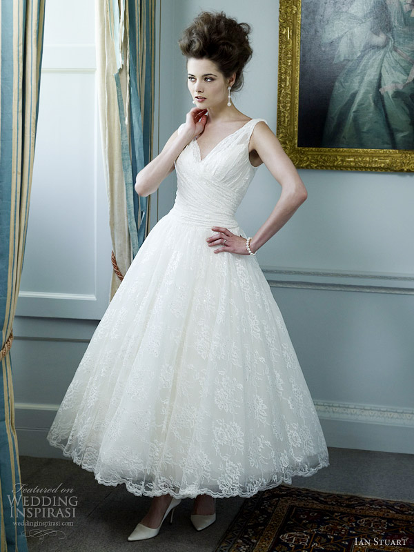 Ian Stuart Wedding Dress 2012 — Killer Queen Bridal Collection ...