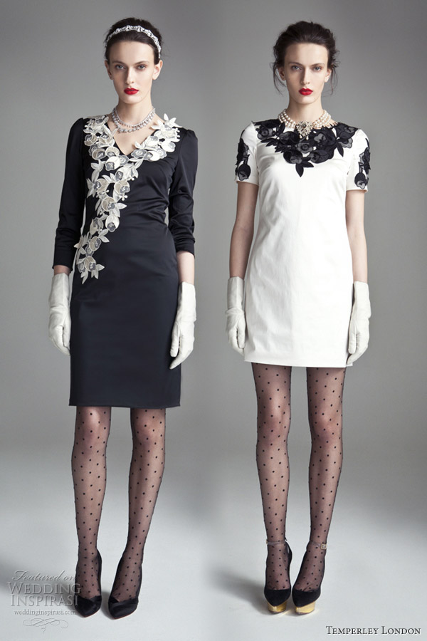 temperley london pre fall 2012 dresses