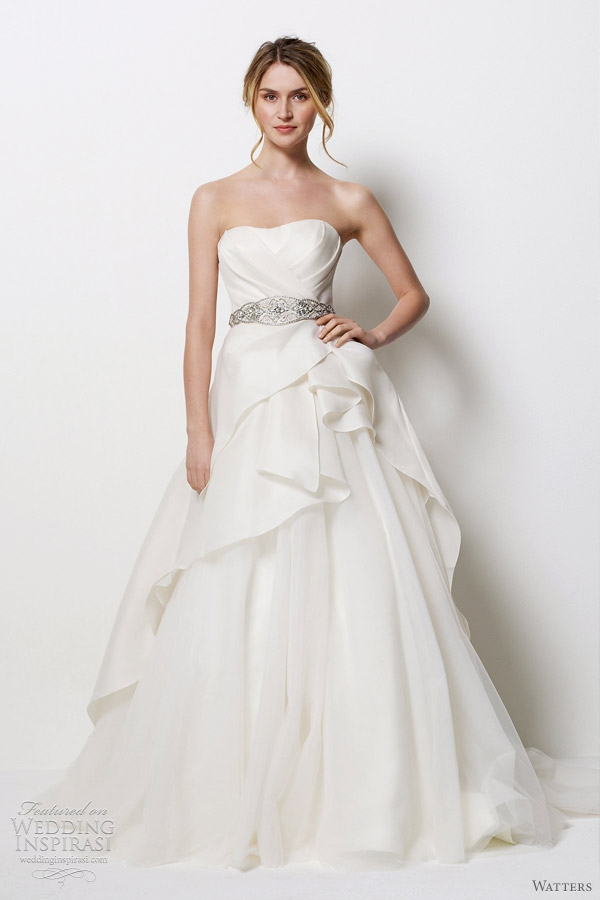 beverly hills wedding dresses