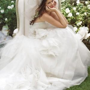 watters spring 2012 wedding dress