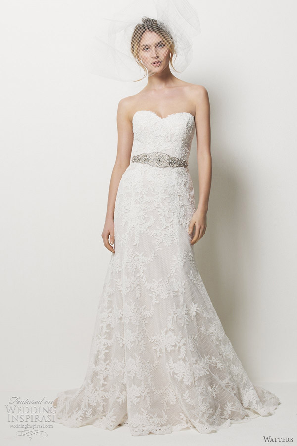 watters wedding dresses wedding inspirasi