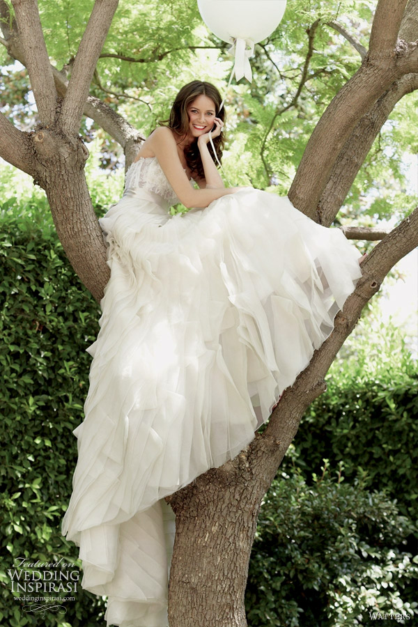 watters wedding dress spring 2012