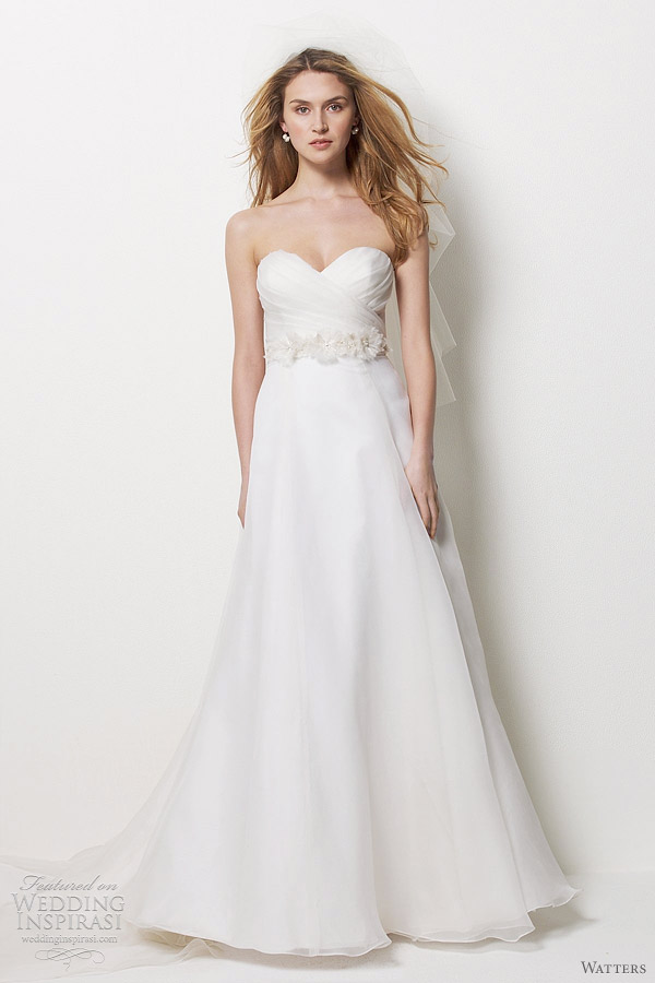 Watters Wedding Dresses | Wedding Inspirasi