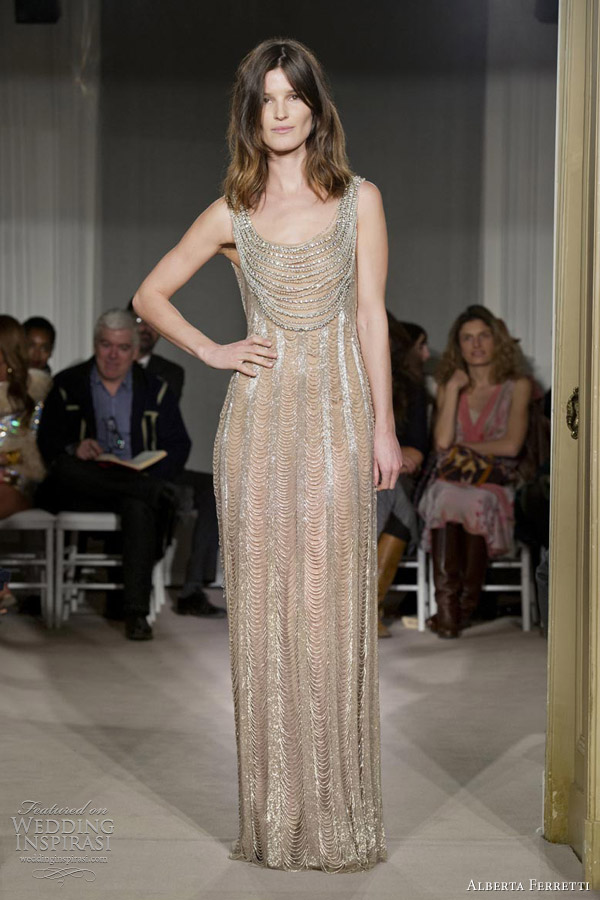 Alberta Ferretti 2012 Limited Edition Collection