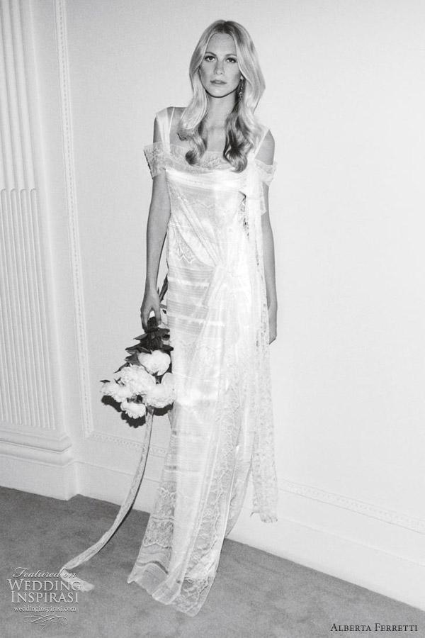 alberta ferretti forever 2012 poppy delevigne