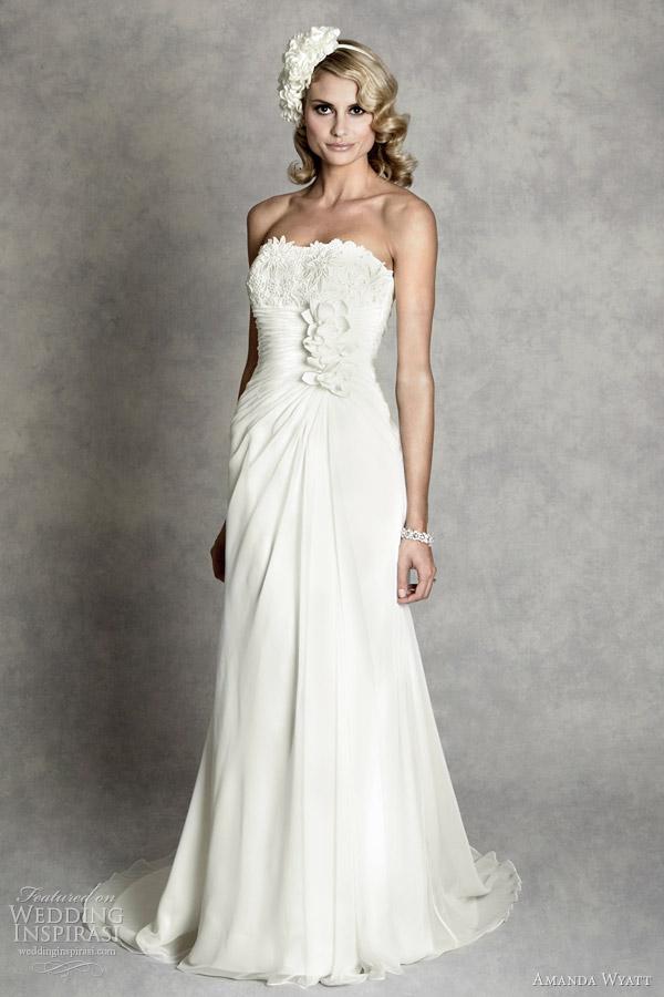 Amanda Wyatt Wedding Dresses Enchanted Bridal Collection