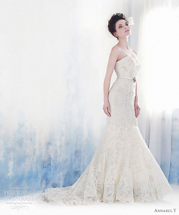 Annasul Y 2012 Wedding Dresses