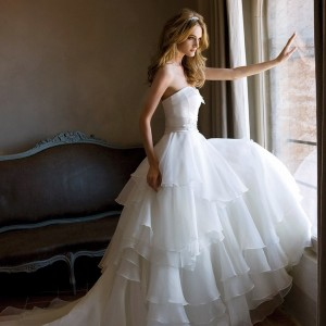 asia wedding dresses 2012