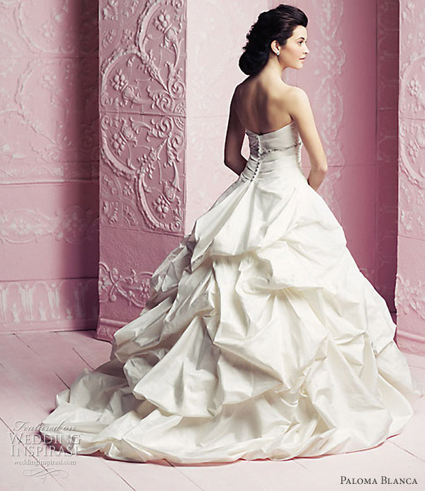 paloma blanca wedding dresses 2012 premiere bridal