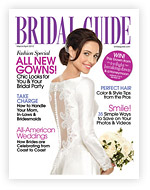 Buy Bridal Guide magazine subscription