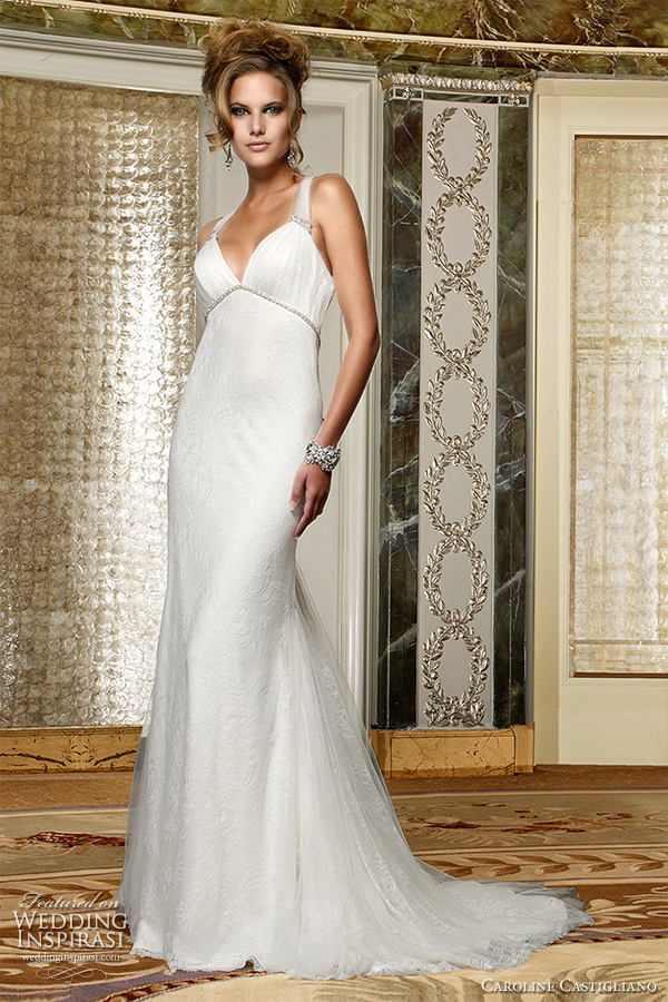 caroline castigliano wedding dress wistful