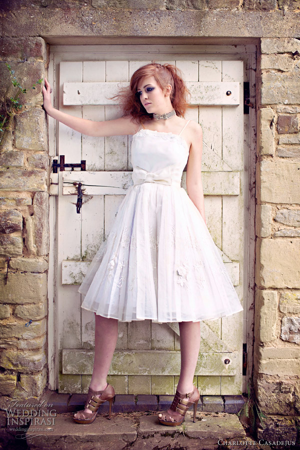 charlotte casadejus 2012 wedding dresses Grace