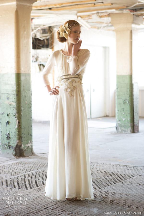 Charlotte Casadjus Wedding Dresses Wedding Inspirasi Page 2