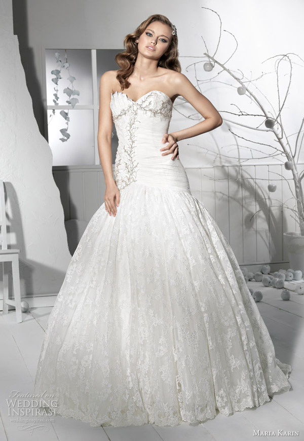 Maria Karin Wedding Dresses 2012 Wedding Inspirasi Page 2