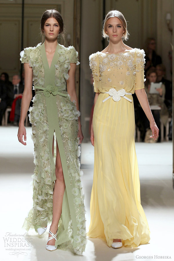 georges hobeika couture spring 2012
