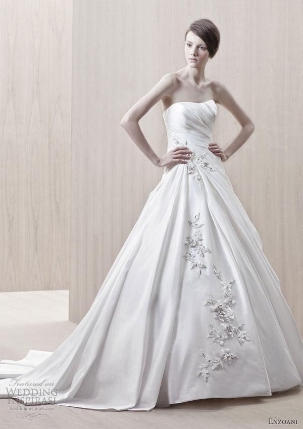 Wedding Dress With Ruching 96 Great giselle wedding dress enzoani