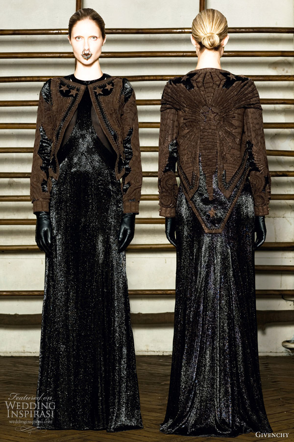 givenchy 2012 couture