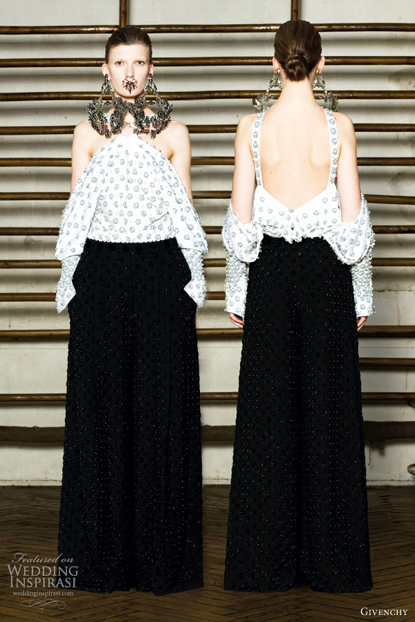 givenchy 2012 spring summer couture collection