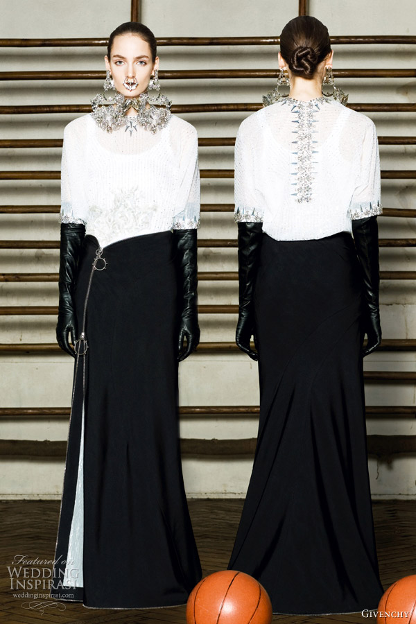 givenchy 2012 spring summer couture