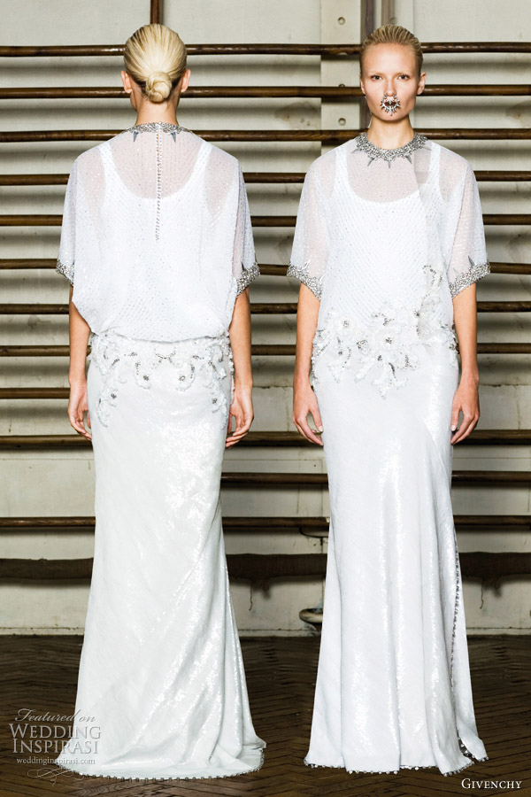 givenchy couture spring summer 2012