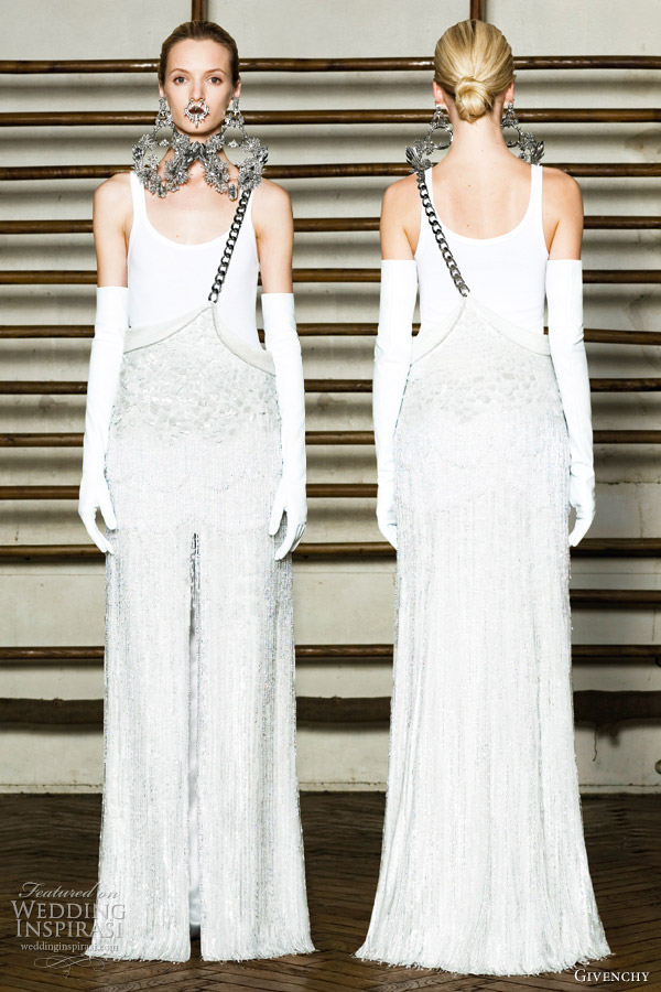 givenchy spring summer 2012 couture collection