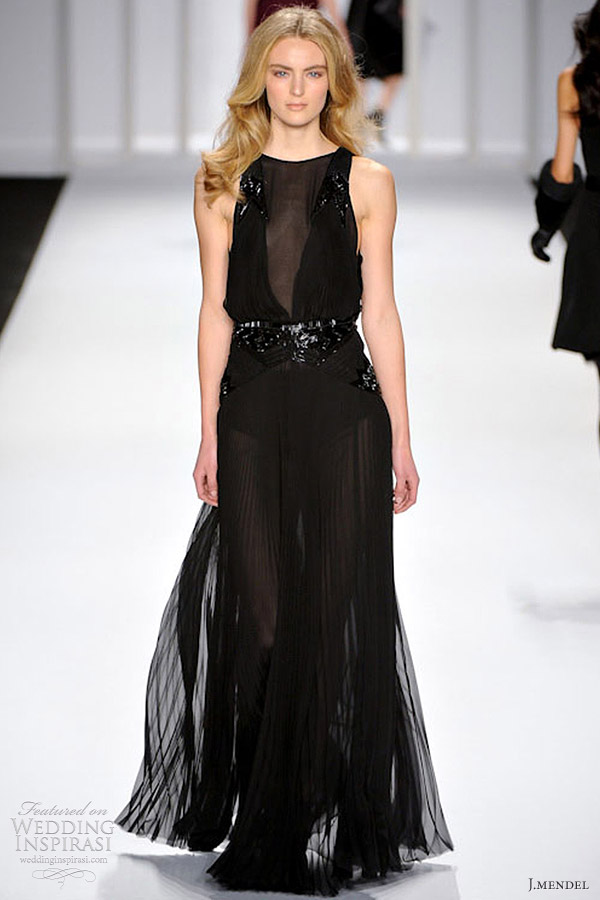 J. Mendel Fall/Winter 2012-2013 | Wedding Inspirasi