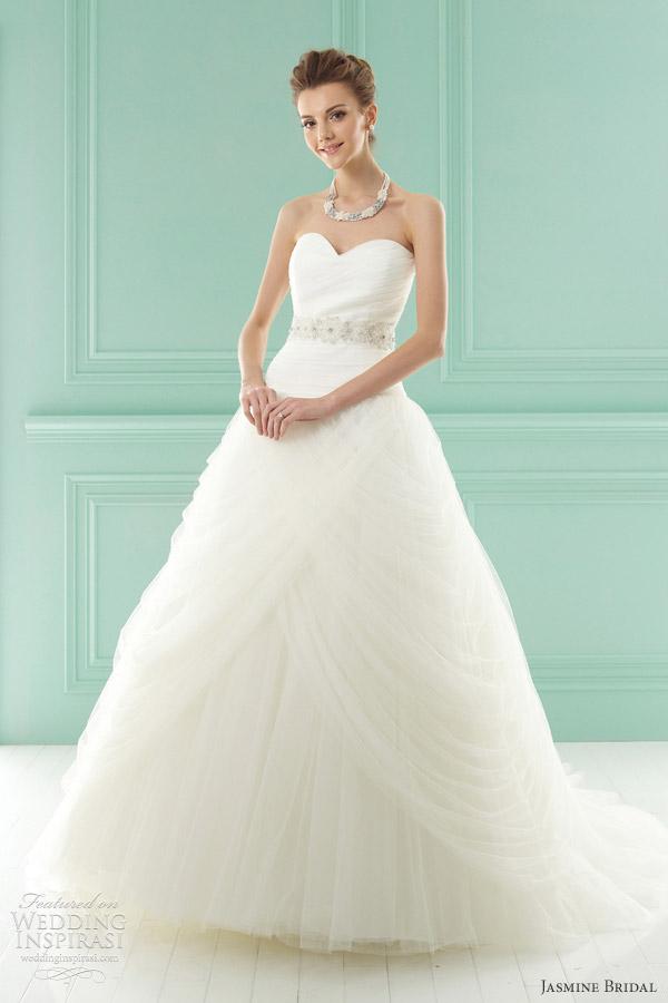Jasmine Bridal 2012 Wedding Dresses - Wedding Inspirasi