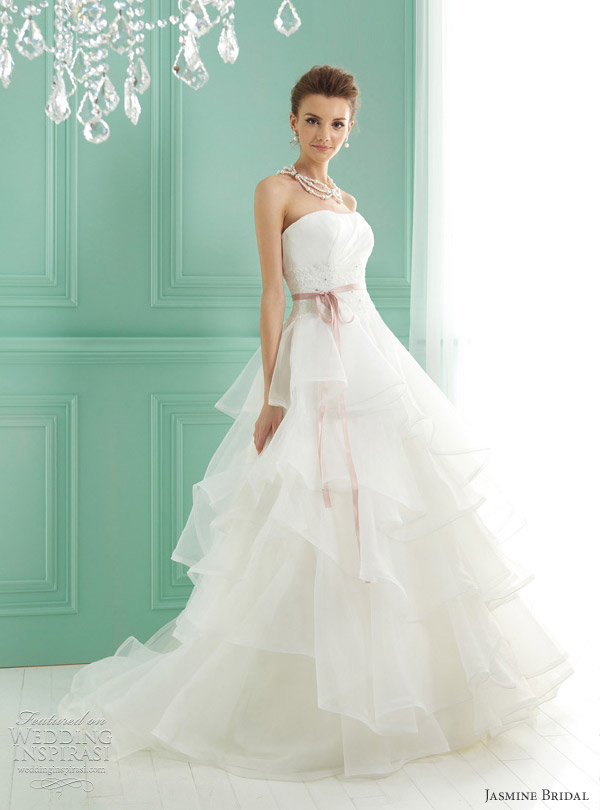 Jasmine Bridal 2012 Wedding Dresses | Wedding Inspirasi