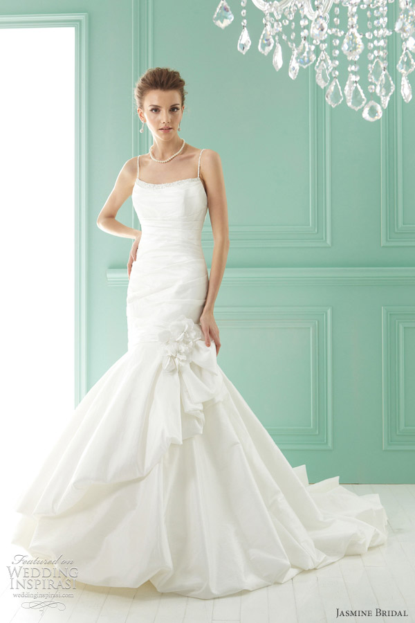 Jasmine Bridal 2012 Wedding Dresses Wedding Inspirasi