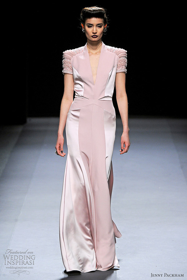 jenny packham fall 2012 ready to wear