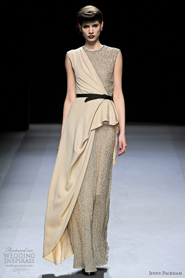 jenny packham fall 2012 rtw collection
