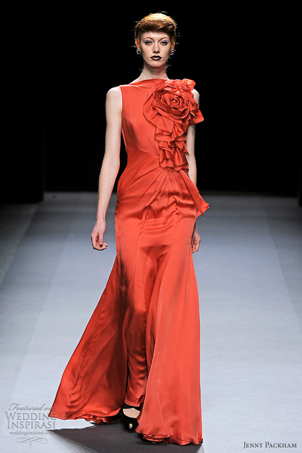 jenny packham fall winter 2012 rtw