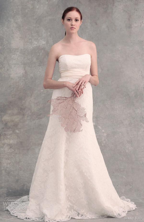 Jenny Yoo Wedding Dresses 2012 Nicolette