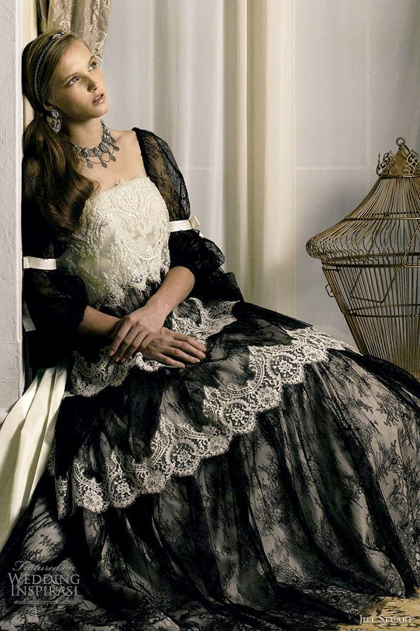 jill stuart bridal collection 2012