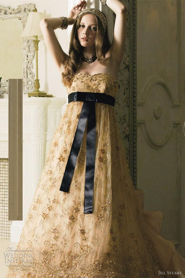 jill stuart wedding dresses collection