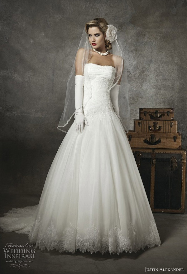 justin alexander bridal 2013