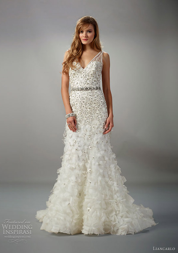 Wedding dresses: platinum wedding dresses