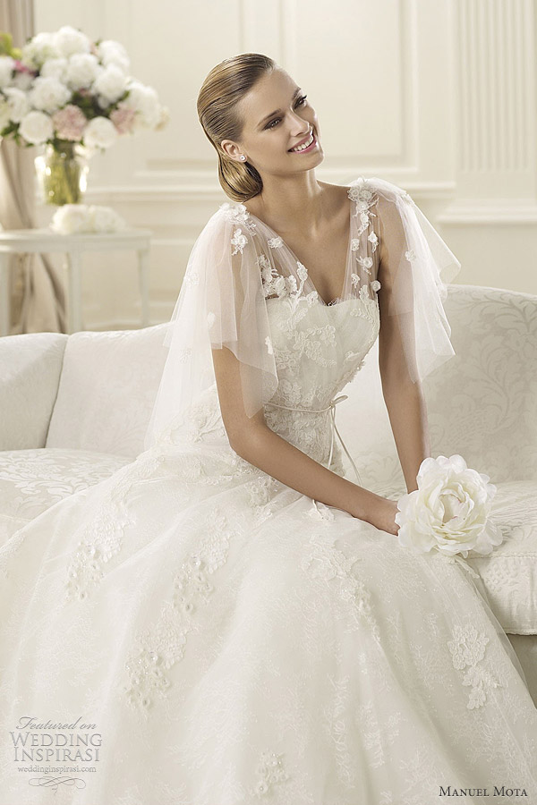manuel mota 2013 galaxia wedding dress