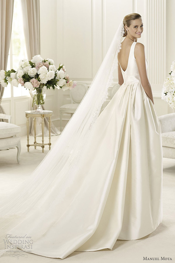 manuel mota 2013 galaica wedding dress