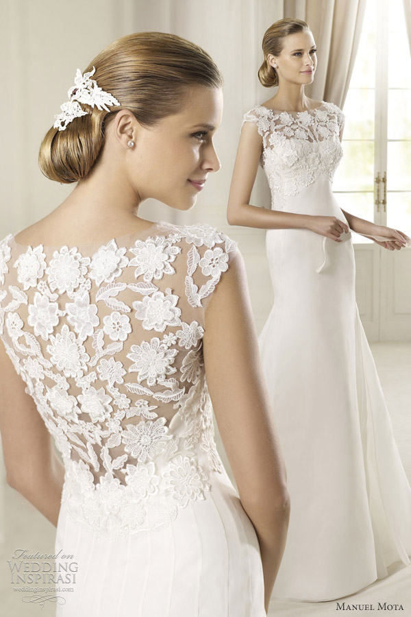manuel mota for pronovias 2013 galveston