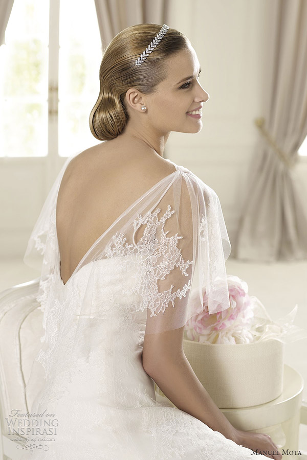 manuel mota for pronovias 2013