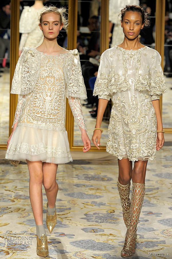 marchesa fall 2012 collection dresses
