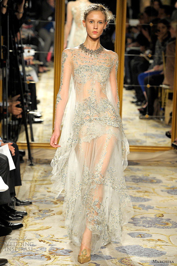 marchesa fall 2012 collection