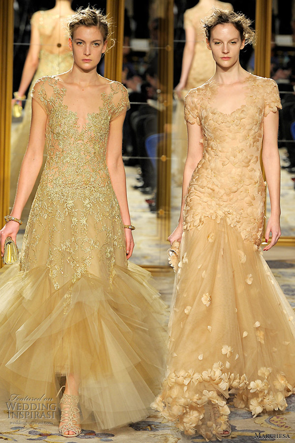 Marchesa Fall/Winter 2012-2013 | Wedding Inspirasi | Page 2