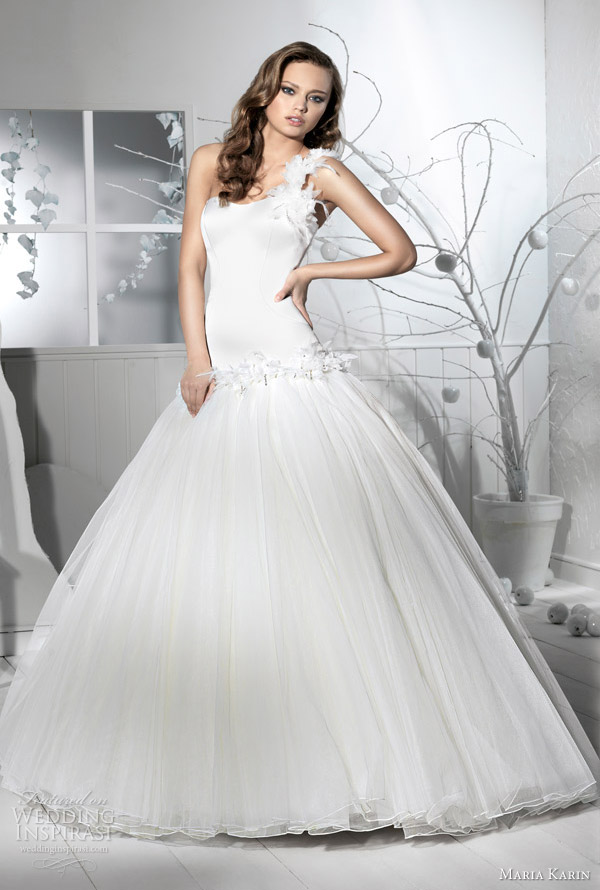 Maria Karin Wedding Dresses 2012 | Wedding Inspirasi