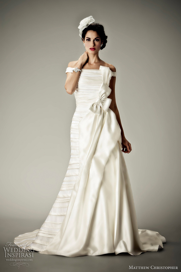 Matthew christopher wedding dresses 2012 wedding for Matthew christopher wedding dress prices